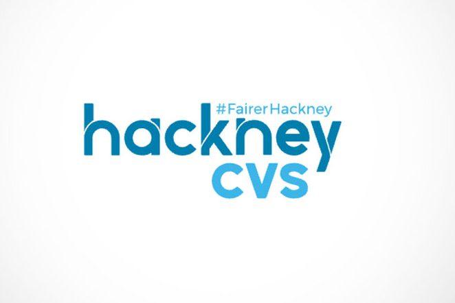 Hackney CVS logo